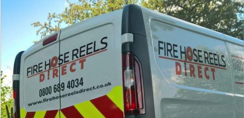 Fire Hose Reels Direct Van